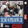 Juego online Tecmo Super Bowl III: Final Edition (Snes)