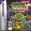 Juego online Teenage Mutant Ninja Turtles 2 (GBA)