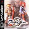Juego online Threads of Fate (PSX)