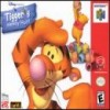 Juego online Tigger's Honey Hunt (N64)