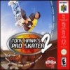 Juego online Tony Hawk's Pro Skater 2 (N64)