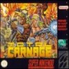 Juego online Total Carnage (Snes)