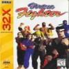 Juego online Virtua Fighter (Sega 32x)