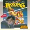 Juego online World Championship Boxing Manager (Atari ST)