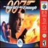 Juego online 007 The World is Not Enough (N64)