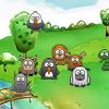 Juego online Funny Zoo puzzle