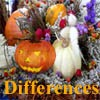 Juego online Halloween Differences