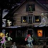 Juego online Haunted Scary House