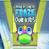 Juego online Honey they froze our kids