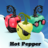 Juego online Hot Pepper Puzzle