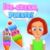 Juego online Ice-Cream, Please!