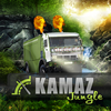 Juego online Kamaz Jungle 2