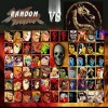Juego online Mortal Kombat vs Street Fighter (MUGEN)