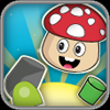 Juego online Mushroom Cannon 3