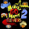 Juego online Monkey GO Happy Elevators 2