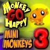 Juego online Monkey GO Happy Mini Monkeys 3