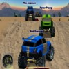 Juego online Monster Truck Rally