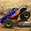 Juego online Monster Truck Trip 2