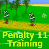 Juego online Penalty 11 Training