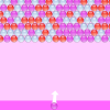 Juego online Pink Bubble Shooter