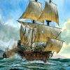 Juego online Pirate ship
