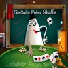 Juego online Solitaire Poker Shuffle