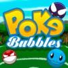 Juego online Poke Bubbles