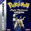 Juego online Pokemon Light Platinum (GBA)