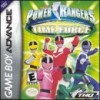 Juego online Power Rangers Time Force (GBA)