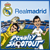 Juego online Real Madrid CF Multiplayer Penalty Shootout