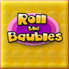 Juego online Roll the Baubles