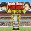 Juego online Sports Heads Football Championship