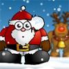 Juego online Santa's Snowball Showdown