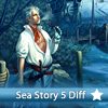 Juego online Sea Story 5 Differences