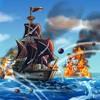 Juego online Pirate Battle