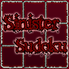 Juego online Sinister Sudoku