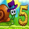 Juego online Snail Bob 5