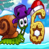 Juego online Snail Bob 6: Winter Story