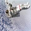 Juego online Spacewalk Jigsaw Puzzle