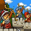 Juego online The Royal Archers