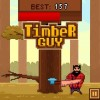 Juego online Timber Guy