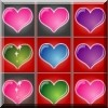 Juego online Match3 Hearts Valentine's day special