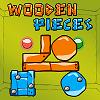 Juego online Wooden Pieces