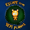 Juego online Escape from Yepi Planet