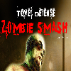 Juego online Zombie Smash Tower Defense