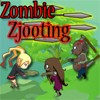Juego online Zombie Zjooter - TAOFEWA Ninja Shooter