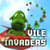 Juego online Vile Invaders