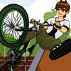 Juego online Ben 10 Bicycle Motocross