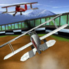 Juego online Airplane Road