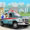 Juego online Ambulance Truck Driver